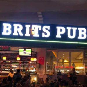 Brits Pub İçmeler